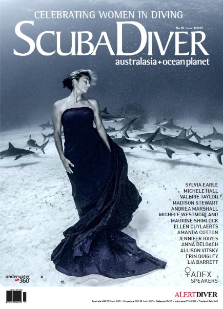 scuba diver women