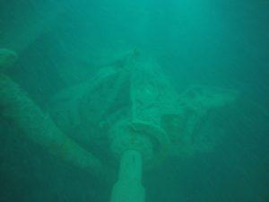 HMAS Perth wreck