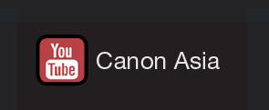 canon youtube