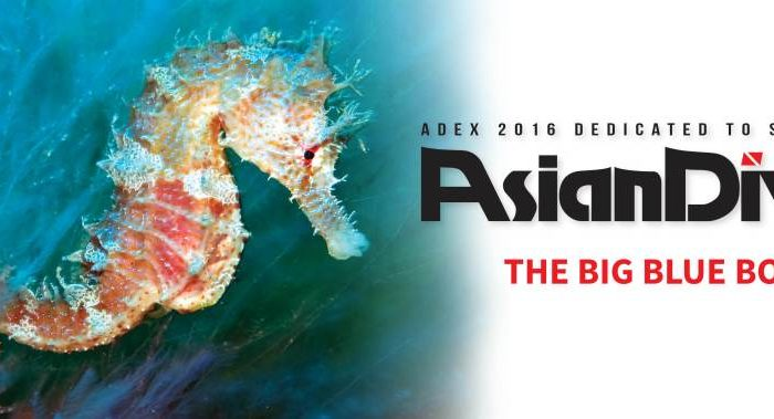 Asian Diver's annual special edition, The Big Blue Book, is back with a bang!