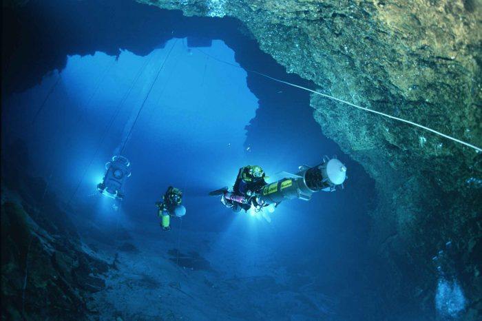 Revisiting the Technical Diving Revolution