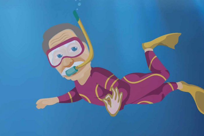 Scuba 101: 3 Tips  For Diving into Your Golden Age