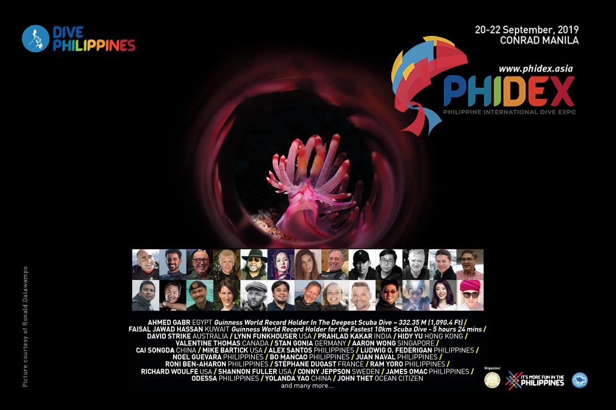 PHIDEX Speakers Poster