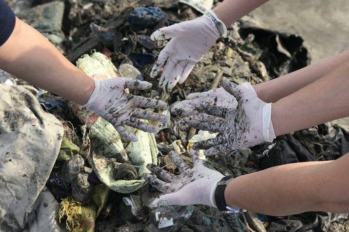 Our Planet, Our Life: Cleaning Up Versova Beach