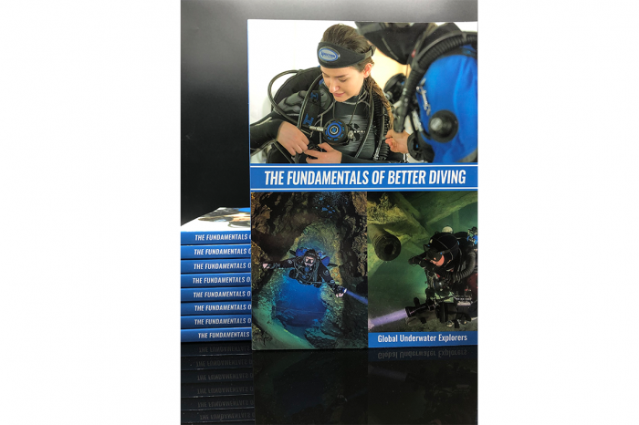"""GUE Releases New Edition of """"The Fundamentals of Better Diving"""""""