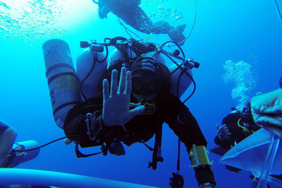 No Foul Play – Ahmed Gabr is legitimately still the Guinness World Records holder for the Deepest Scuba Dive (Male)