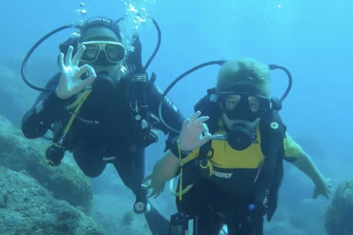 Diving Talks Portugal 2021– Tróia Portugal, October 8 – 10