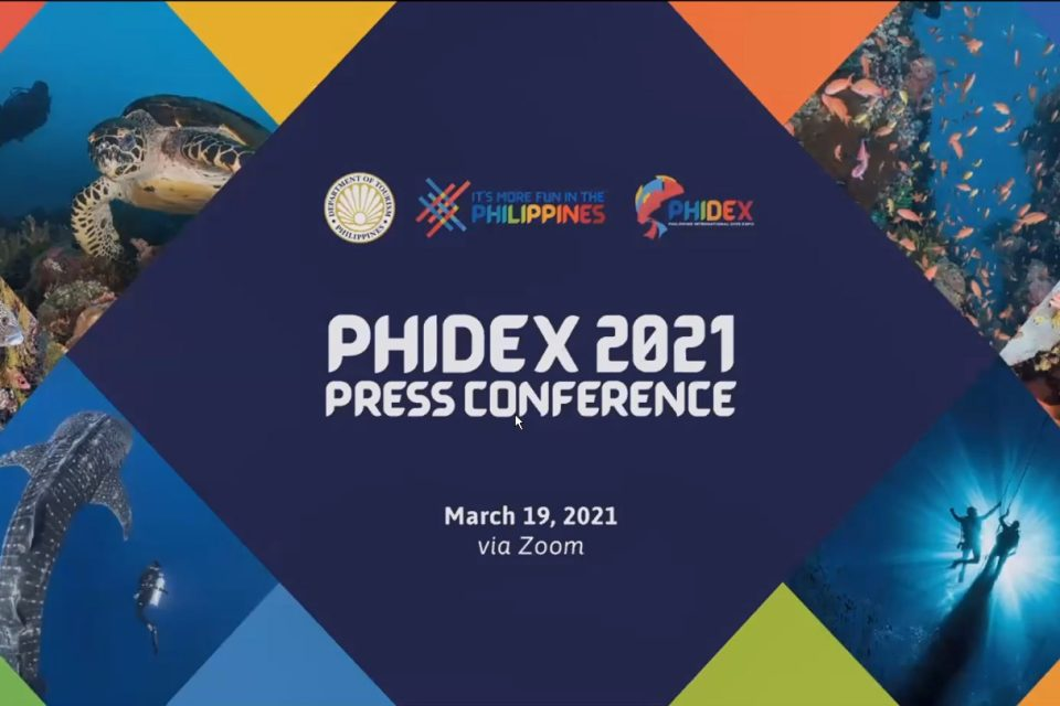 """PHIDEX 2021 """"Our Sea, Our Story"""" now virtually opens from March 19 to 21"""