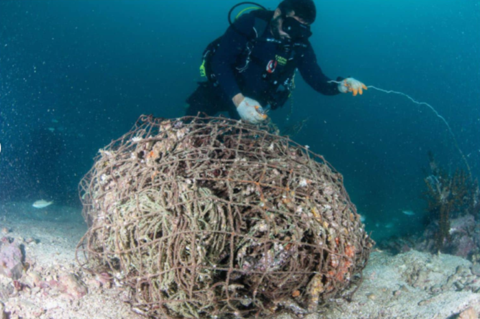The Devastating Impact of Ghost Nets at the Last Frontiers of Myanmar