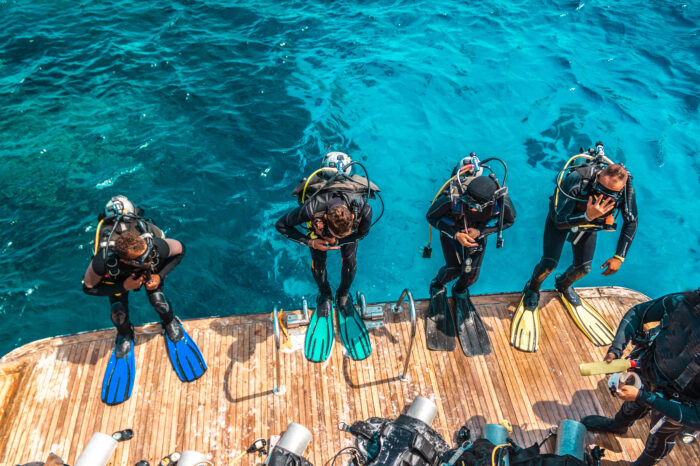 Sanitising your Dive Gear