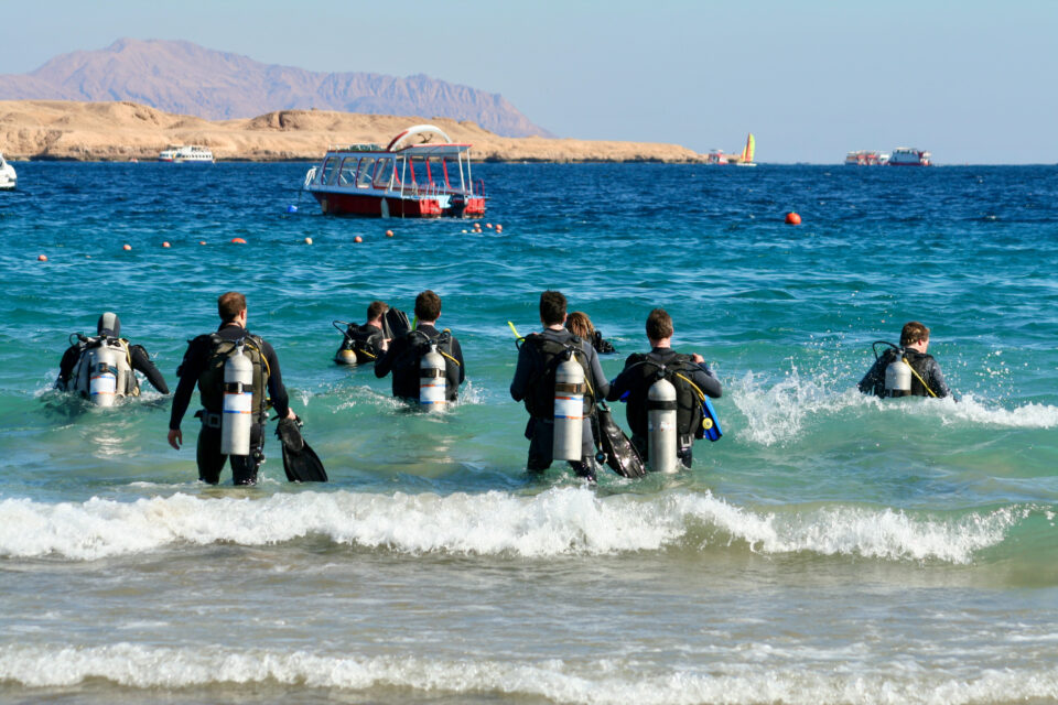The Economics of Scuba Diving Equipment Industry in the Phase of Post-Pandemic