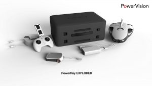 PowerRay Explorer