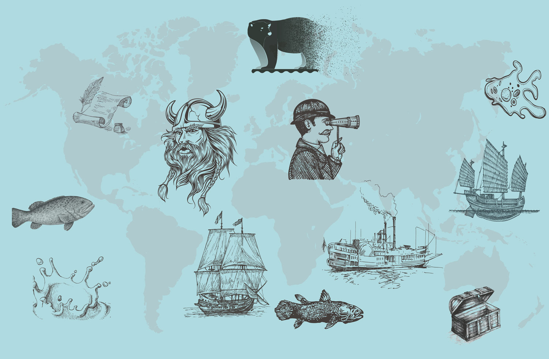 ocean world history