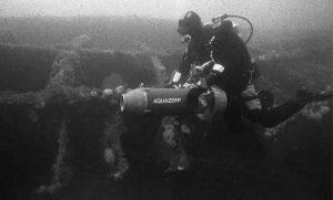 ewan roswell diving