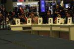 The VOO judges, from left: Aaron Wong, Henley Spiers, Christian Vizl, Indra Swari W, Amanda Cotton and Ellen Cuylaerts